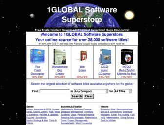 1global.com screenshot
