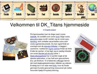 dk-titan.dk screenshot