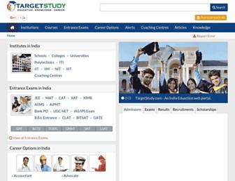 targetstudy.com screenshot