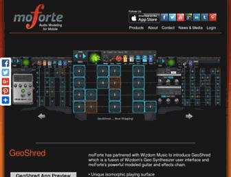 moforte.com screenshot