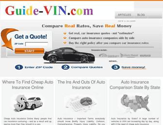 Thumbshot of Guide-vin.com