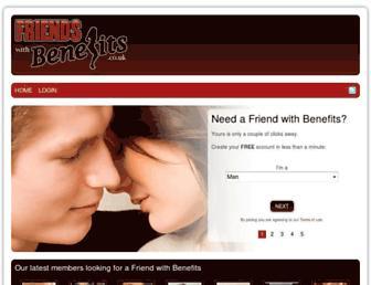 Thumbshot of Friendswithbenefits.co.uk