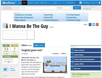 i-wanna-be-the-guy.en.softonic.com screenshot