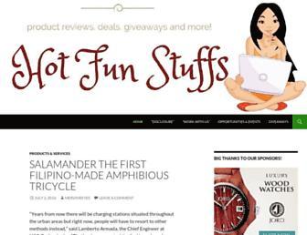 Thumbshot of Hotfunstuffs.com