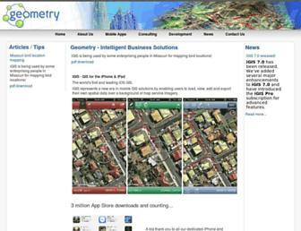geometryit.com screenshot
