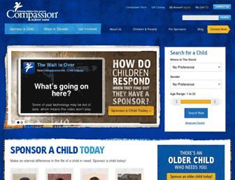 Thumbshot of Compassion.com