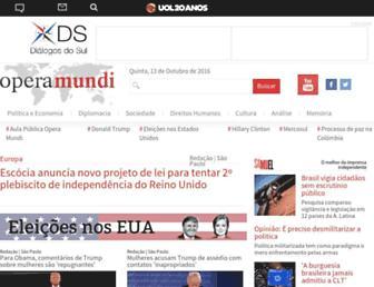 operamundi.uol.com.br screenshot