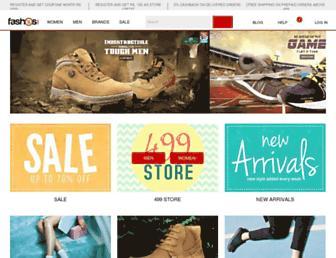 Thumbshot of Fashos.com