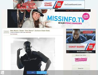 missinfo.tv screenshot