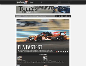 Thumbshot of Sportscar365.com