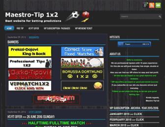 maestro-tip1x2.com screenshot