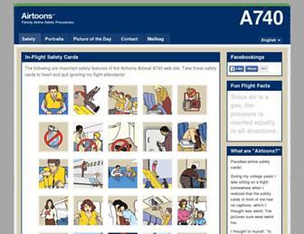 airtoons.com screenshot