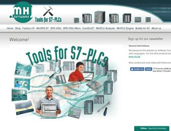 mhj-tools.com screenshot