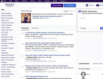 id.answers.yahoo.com screenshot