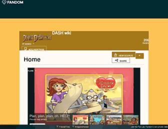 dinerdash.fandom.com screenshot