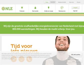 Thumbshot of Nle.nl