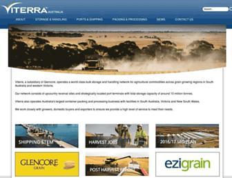 viterra.com.au screenshot