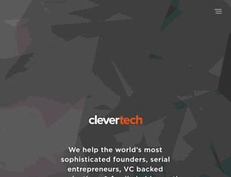 Thumbshot of Clevertech.biz