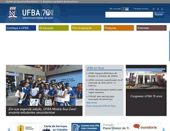 Thumbshot of Ufba.br