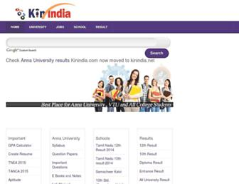 Thumbshot of Kinindia.com