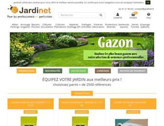 Thumbshot of Jardinet.fr