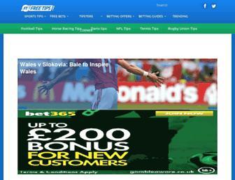 freetips.com screenshot