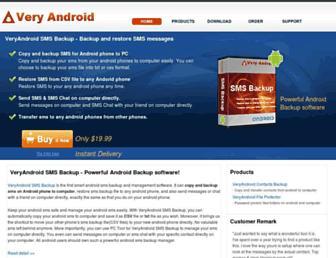 veryandroid.com screenshot