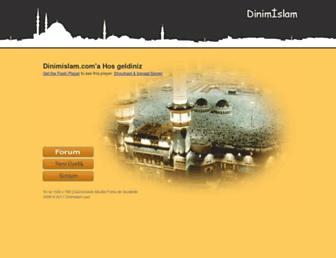 dinimislam.com screenshot