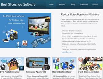 slideshow-studio.com screenshot