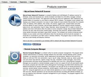 mylanviewer.com screenshot