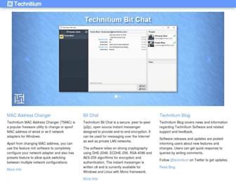technitium.com screenshot