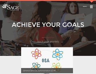 aboutsage.com screenshot