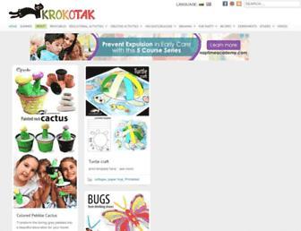 Thumbshot of Krokotak.com