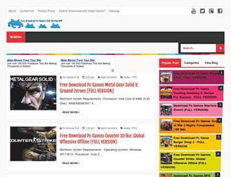 cari-pcgames.blogspot.com screenshot