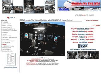 737ng.co.uk screenshot