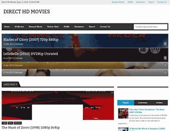 hd-direct.blogspot.com screenshot