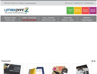 Thumbshot of Umaxprint.com.au