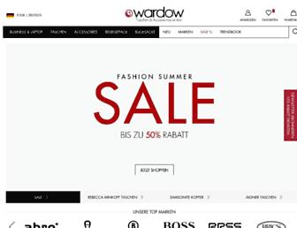 wardow.com screenshot