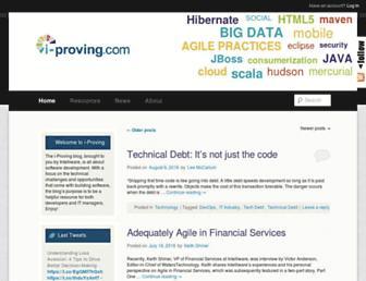 i-proving.com screenshot