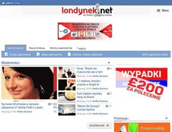 londynek.net screenshot