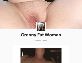 lovegrannyandfatwoman.tumblr.com screenshot
