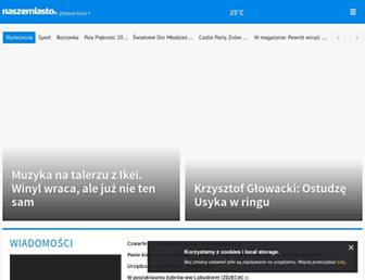 Thumbshot of Mmzielonagora.pl