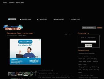 projectsdwg.info screenshot