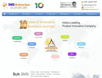 Thumbshot of Smsachariya.com