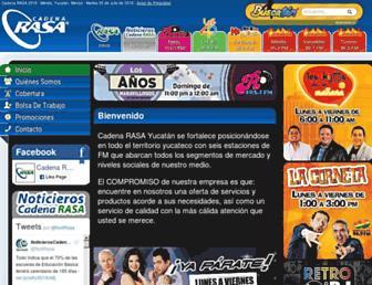cadenarasa.com screenshot