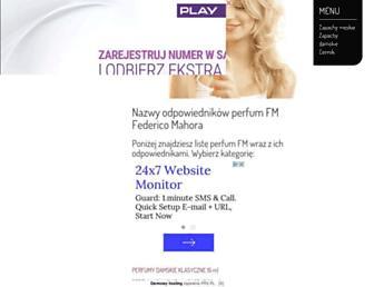 fmodpowiedniki.prv.pl screenshot