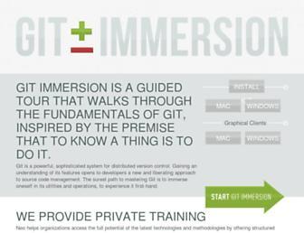 Thumbshot of Gitimmersion.com