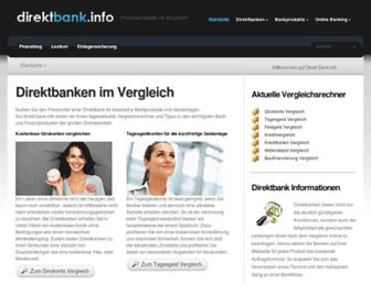 Thumbshot of Direkt-bank.info