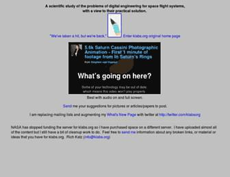 klabs.org screenshot