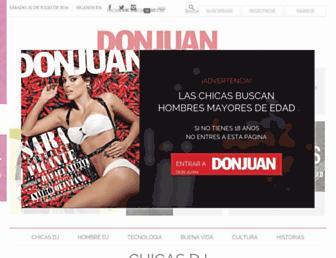 revistadonjuan.com screenshot